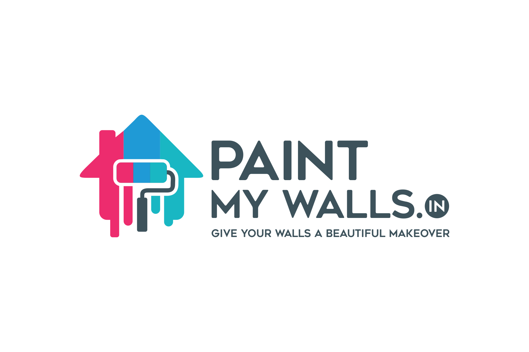 logo final professional painters in bangalore clean