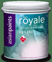 Asian Paints Royale Lusture