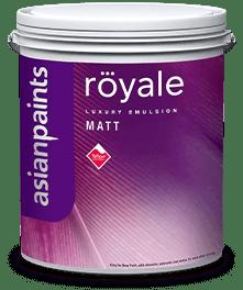 Asian Paint Royale Matt