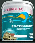 Nerolac Texture Paints Excel Rain Guard Vertical