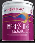 Nerolac Texture Paints Impressions 24 Carat