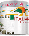 Nerolac Texture Paints Italian Pigmented White Primer