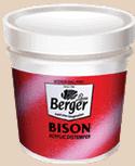 Berger Express Bison Distemper