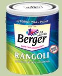 Berger Express Rangoli Total Care