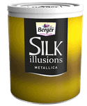 Berger Express Silk Illusions Metallica