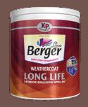 Berger Express Weathercoat Long Life