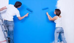 Wall Paint Shades