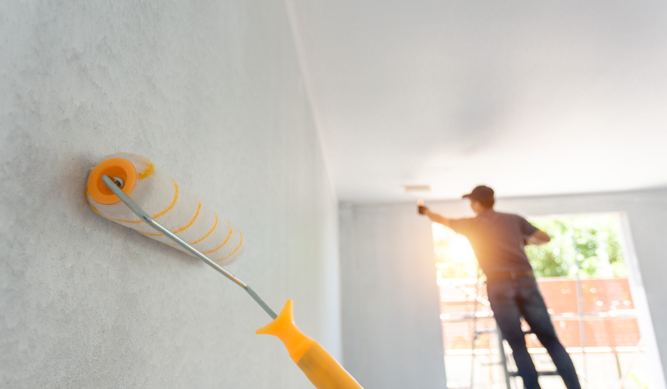 Hyderabad home painting